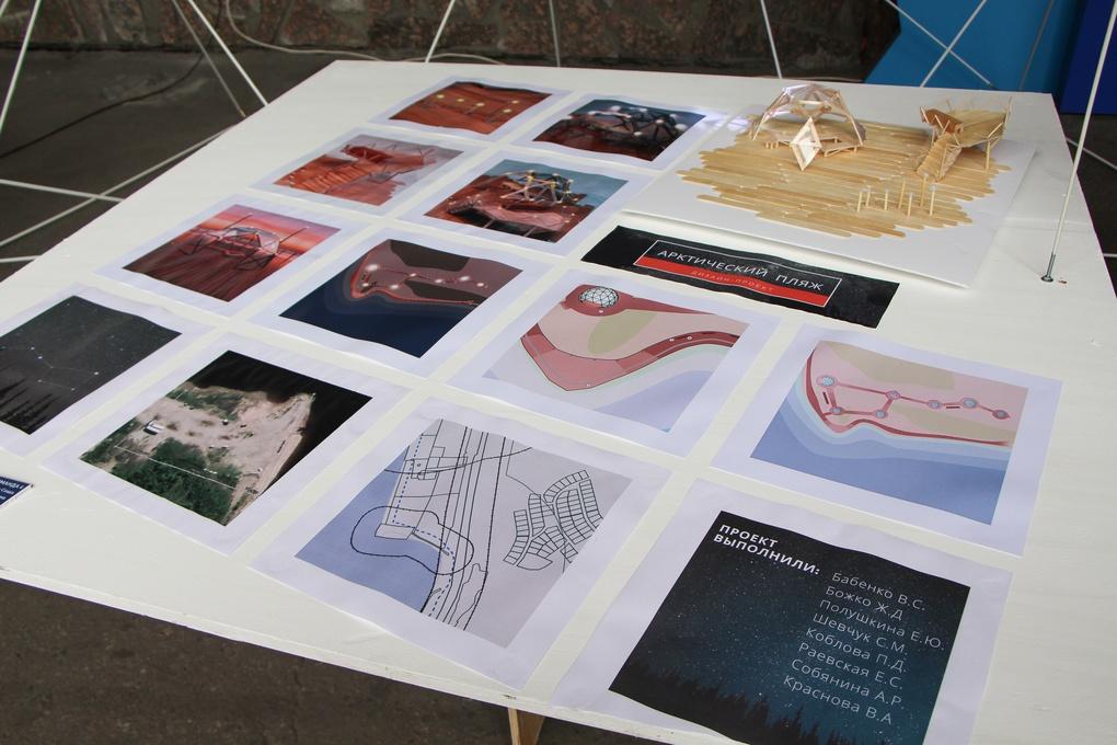 В столице Арктики появятся новые арт-объекты участников «MURMANИСТИКИ»