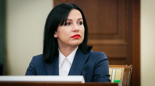 Оксана Астахова