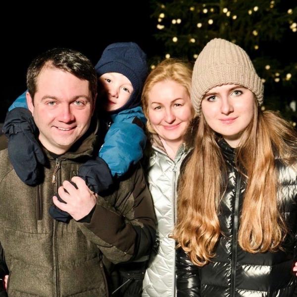 Андрей Чибис рассказал о праздновании Нового года в кругу семьи