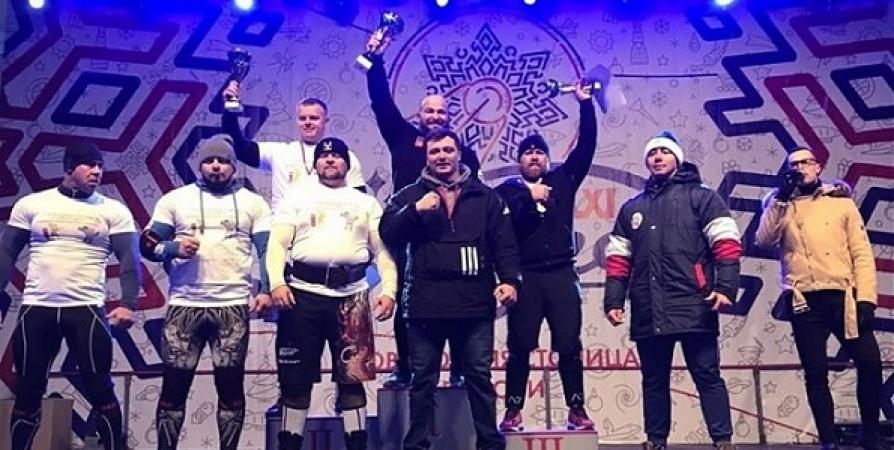 Спортсмен из Мурманска установил рекорд России в Калуге