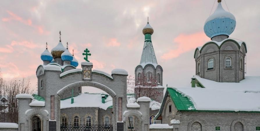 В храмах Мурманской области пройдут Рождественские богослужения