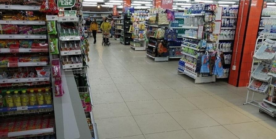 На краже продуктов в Мурманске поймали 48-летнего рецидивиста