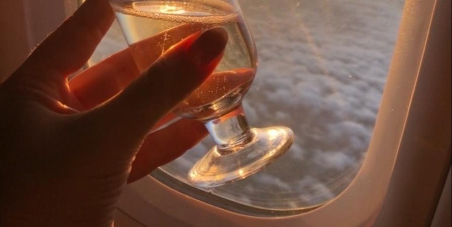 В январе чаще летают и ездят на поезде в Москву и Петербург