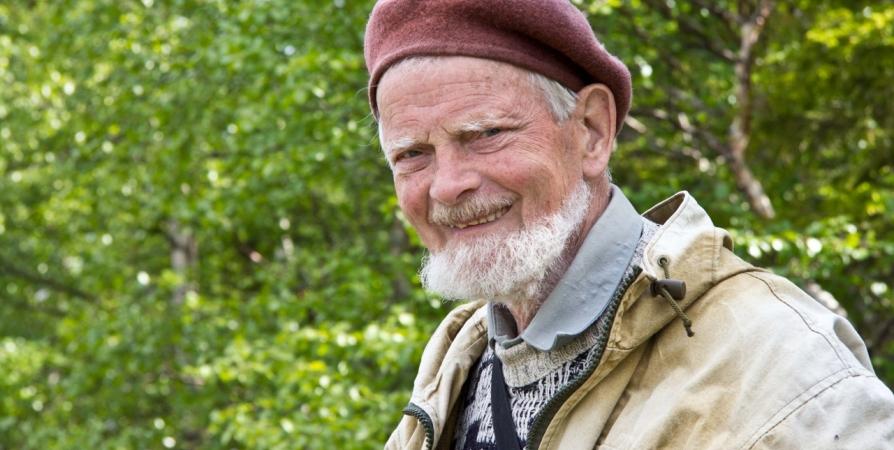 Орнитолог и почетный житель Кандалакши Виталий Бианки отмечает 95 лет