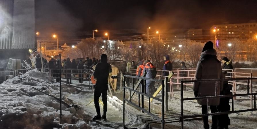 14 купелей оборудуют в Мурманской области для Крещения