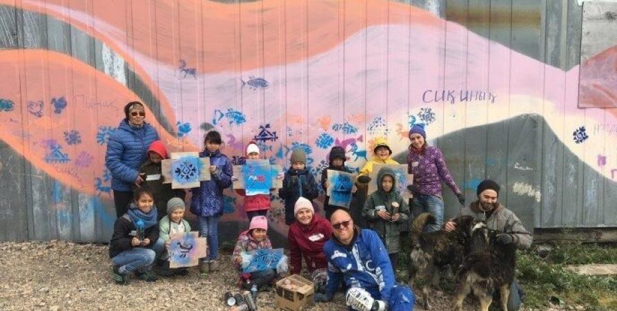 Мурманские художники покажут жизнь чукотского села