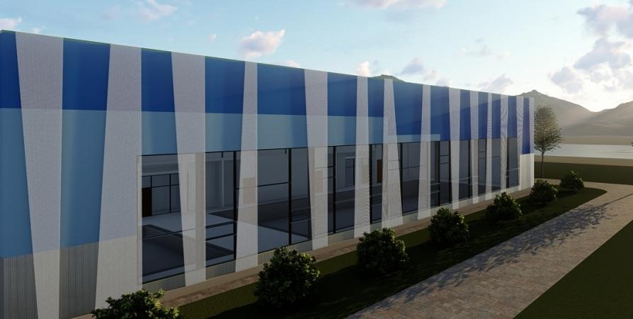 Спорткомплекс с бассейном в Коле достроят к марту