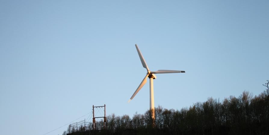 Весной для строительства Кольского ветропарка доставят башни и лопасти