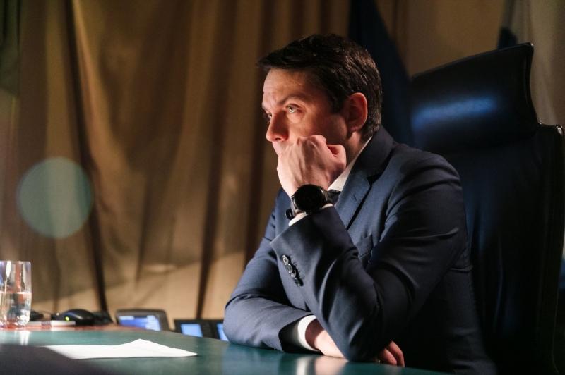 Андрей Чибис снялся в сериале «Иван» в роли губернатора
