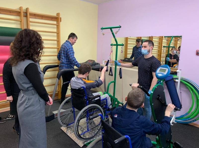 Заполярных инвалидов учат самостоятельной жизни в «тренировочных квартирах»