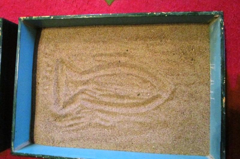 В Мурмашах осужденные снимают стресс песочной терапией