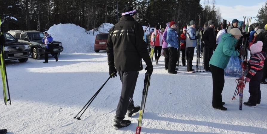 Из-за холодов старты «Лыжни России» в Мурманской области перенесли