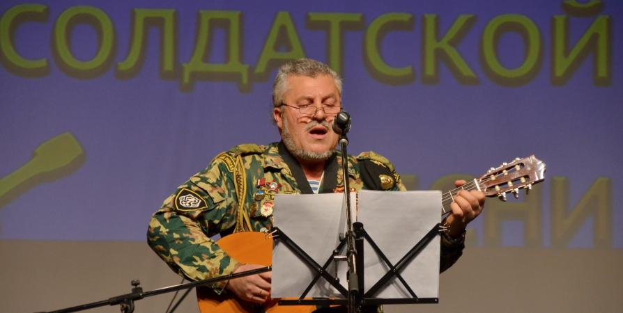 XXV фестиваль солдатской песни в Оленегорске пройдет в новом формате