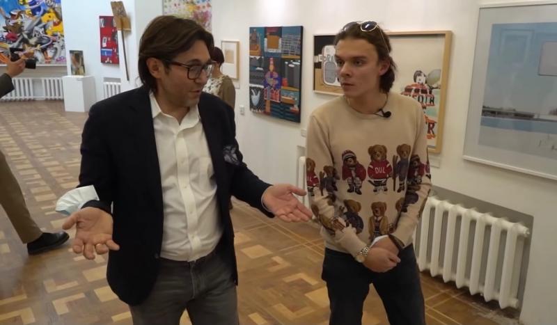 Фильм о Центре современного искусства в Апатитах показали в Москве