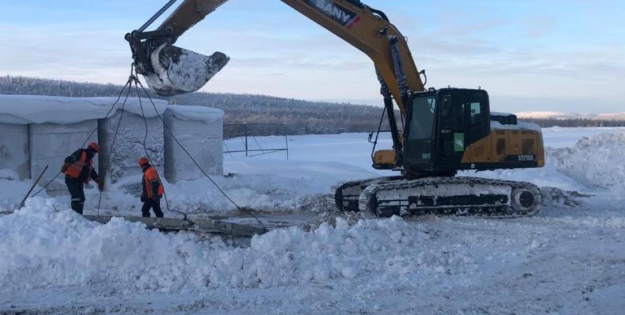 Под Мурманском на птицефабрике «Снежная» тестируют очистные сооружения