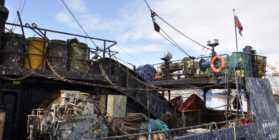 В декабре зарплата рыбаков Заполярья выросла до 246 тысяч рублей