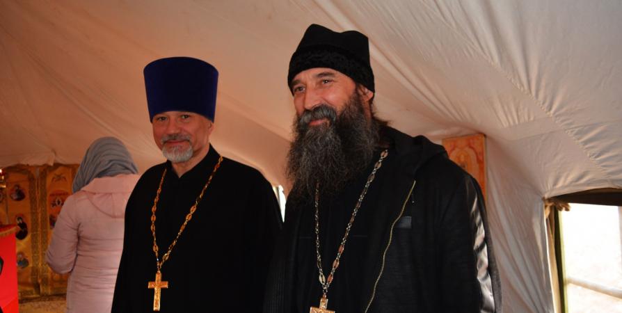 Песни Владимира Высоцкого и группы «Сплин» исполнит священник из Видяево