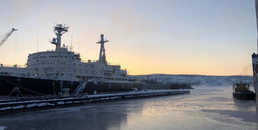 40-градусные морозы продолжаются на Кольском полуострове