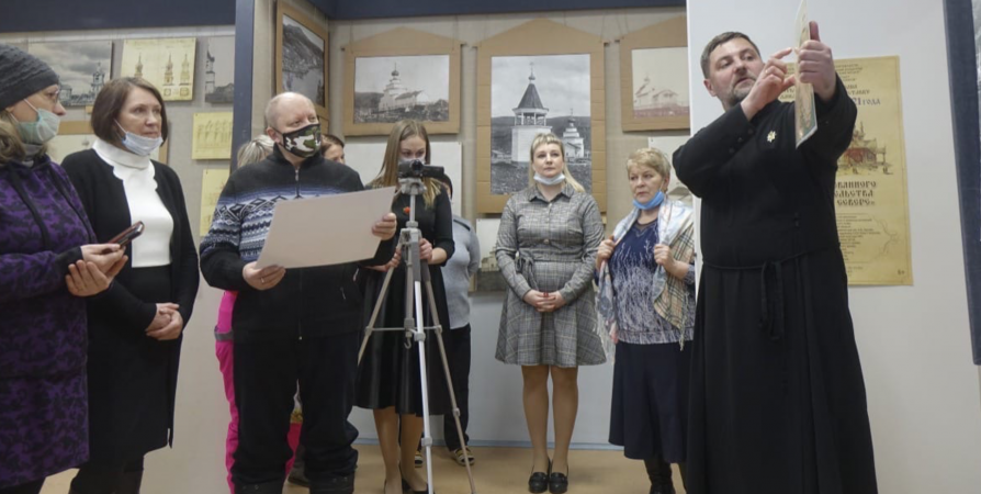 Более 150 северных храмов покажут на выставке в Ловозере