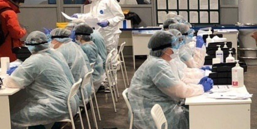 Почти 47 тысяч заболевших CoViD-19 в Мурманской области