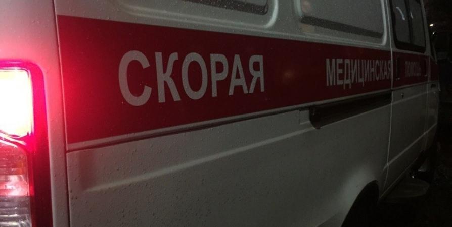 В карете скорой помощи в Мурманске скончался пациент