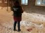 В Кировске мужчина пытался вернуть после ссоры сожительницу и зарезал ее отца