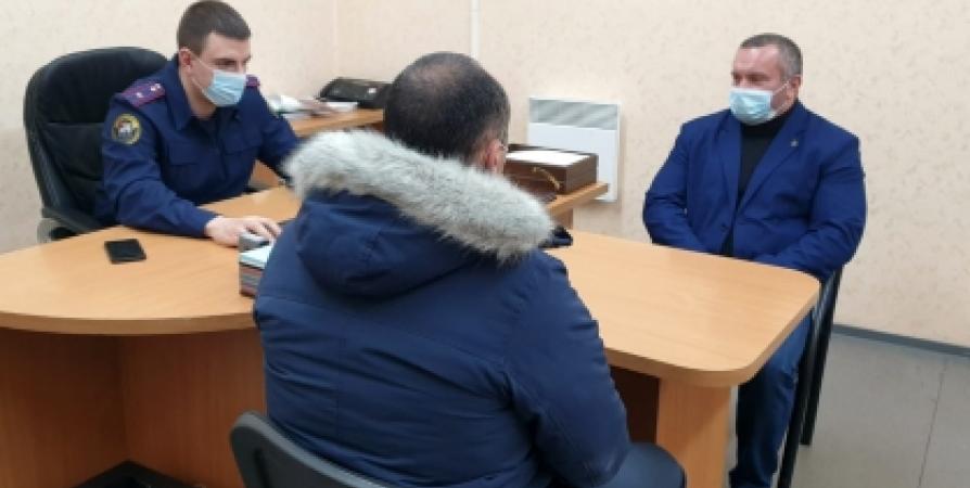 Задержанный за взятку глава администрации Зеленоборского еще под арестом
