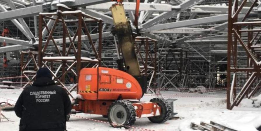 После гибели монтажников на стройплощадке Белокаменки возбуждено дело