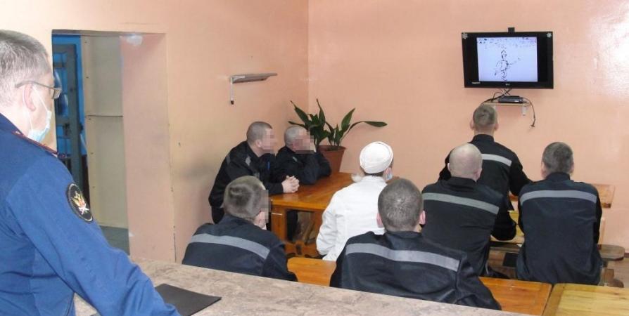 В Заполярье осужденным показывают советские мультики для профилактики конфликтов