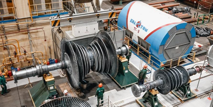 На Кольской АЭС стартовала ремонтная кампания-2021