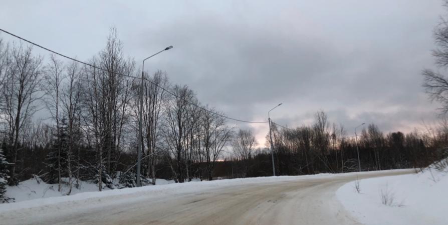 На неделе будут перекрывать дорогу под Североморском из-за взрывов