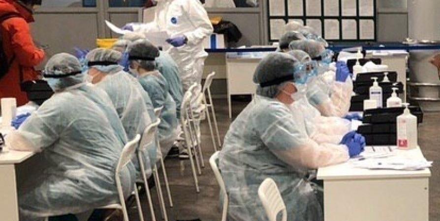 В Мурманске почти 23,5 тысячи заболевших CoViD-19