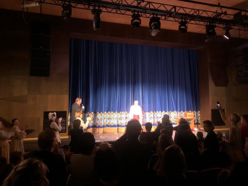 Премьера спектакля в театре кукол Мурманска прошла аншлагом