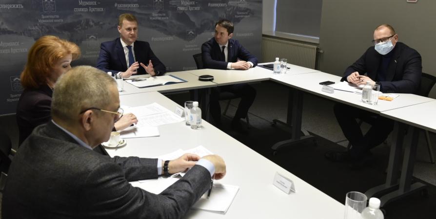 Министр развития Арктики поддержал туркластер «Порт Лиинахамари»