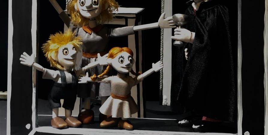 Мурманчан ждет премьера спектакля в жанре музыкального комикса