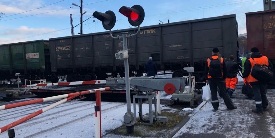 В Мурманске обсудили пробки на ж/д переездах в часы пик