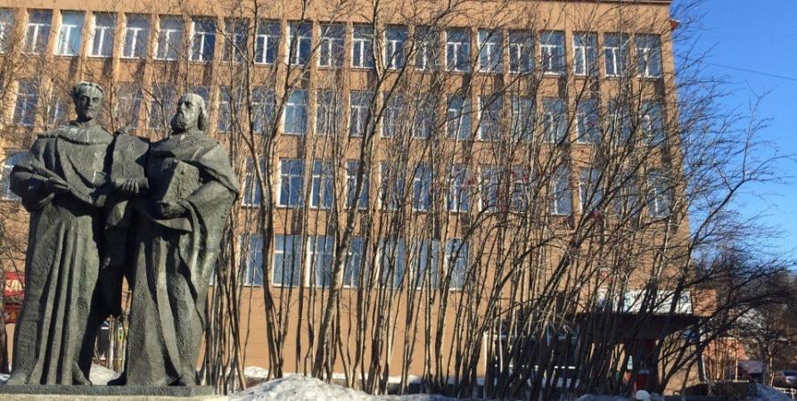 В Мурманске на безымянном памятнике Кириллу и Мефодию укажут просветителей