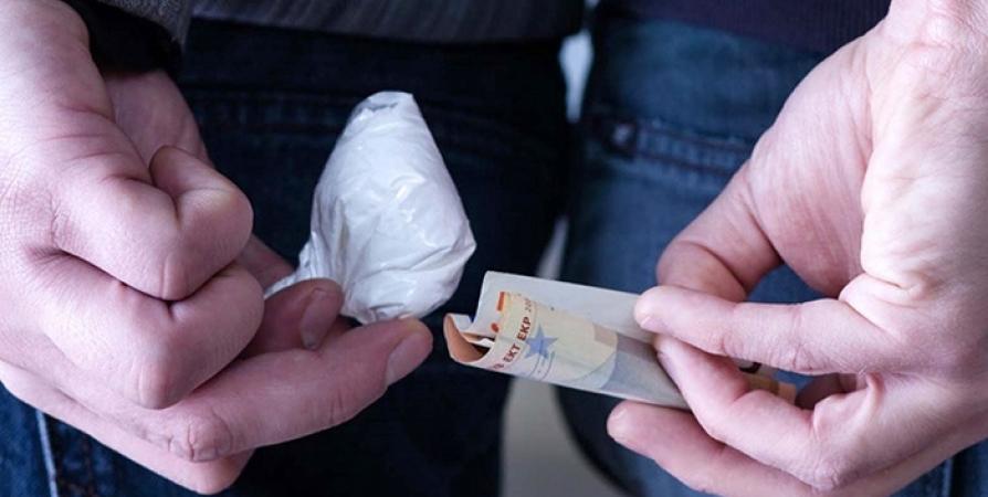 Незаконный оборот наркотиков в Мурманской области снизился на 11%