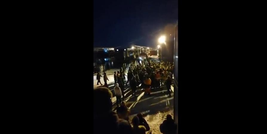 Шесть человек обратились к медикам после драки на стройке в Белокаменке