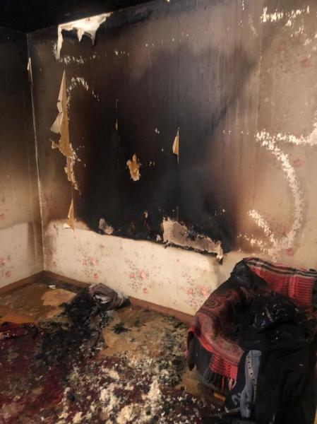 После пожара на Достоевского нашли труп 51-летнего мурманчанина