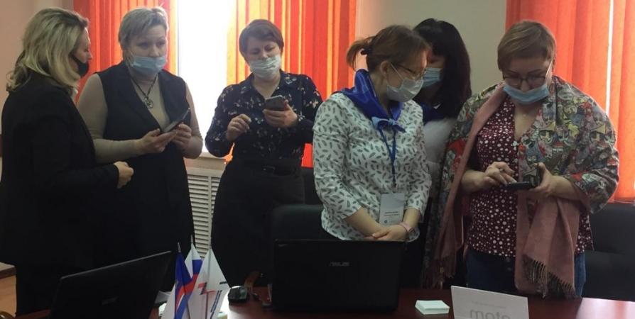 Цифровой десант АтомЭнергоСбыт побывал в МОЭСК