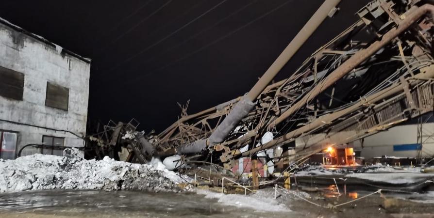 11 тысяч жителей Никеля из-за аварии остались без воды и тепла