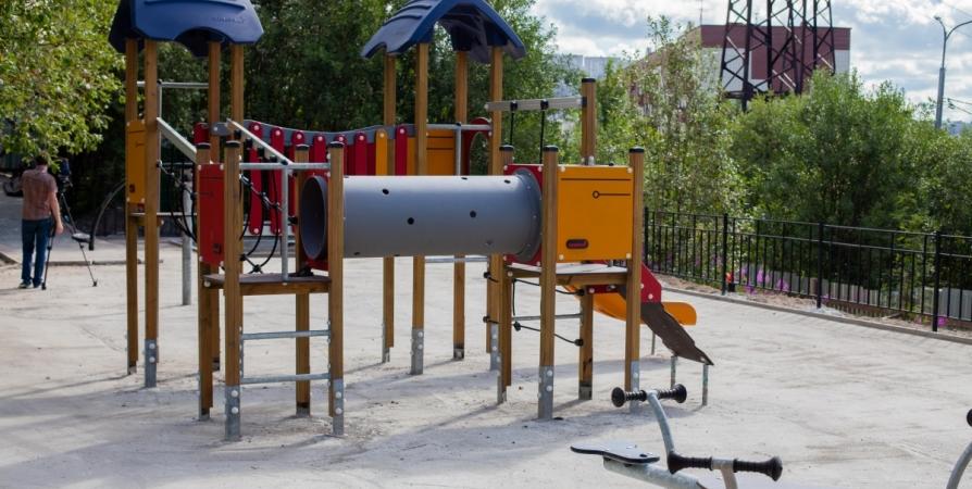 Идет голосование за адреса для спортивных и детских площадок в Мурманске