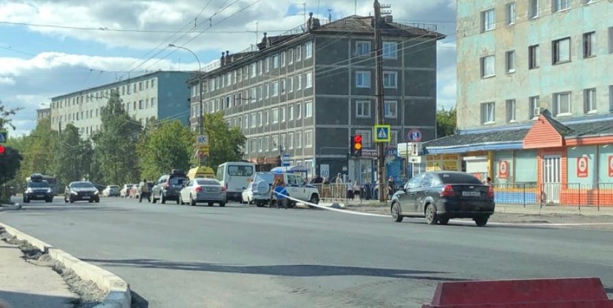 В Мурманске сбившему 1 сентября ребенка водителю маршрутки ограничили свободу
