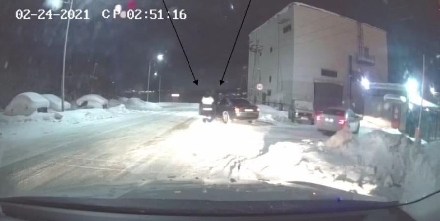 Ударивший полицейского пьяный водитель предстанет перед судом в Мурманске