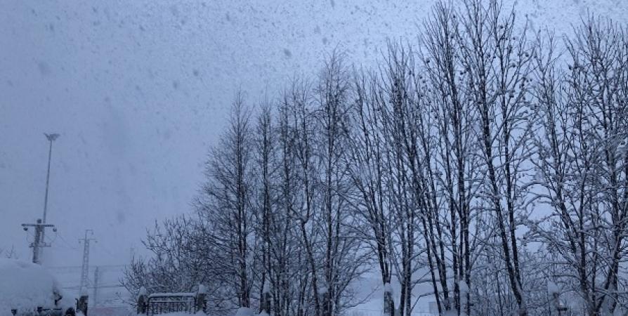 На западе Мурманской области усилится ветер