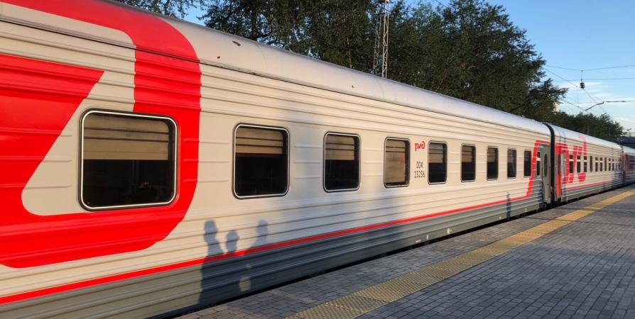 Летом появятся беспересадочные вагоны из Мурманска в Сухум