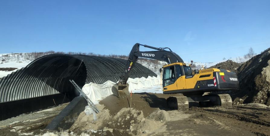 В Заполярье ожидают начало строительного сезона для ремонта трех мостов