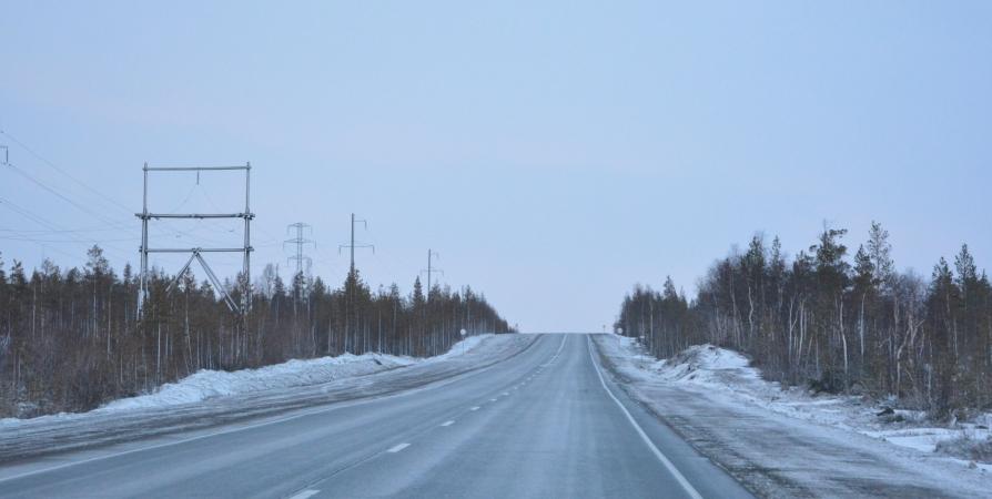 Северян предупредили о возможном перекрытии ночью Печенгской дороги