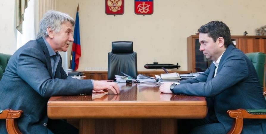 Леонид Михельсон на встрече с главой Заполярья: «Всё только начинается»
